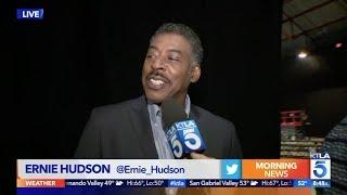 "Ernie Hudson on New Series Carl Weber's ""The Family Business"