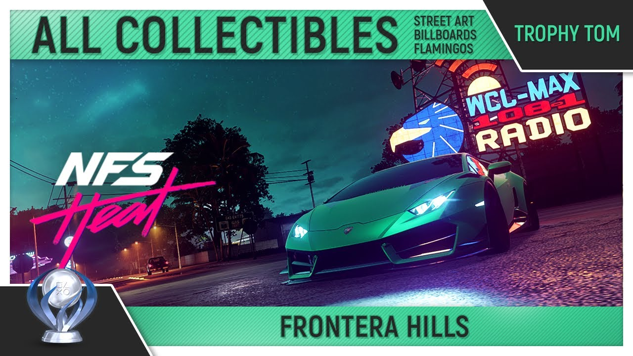 Nfs Heat Frontera Hills Flamingos Need For Speed Heat