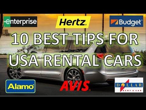 Top 10 Tips To Renting A Hire Car 🚗 In Florida America