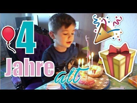 Familien Vlog 🎉 Kindergeburtstag ohne Geschenke ? 😱 4 Jahre alt 🎈 Nickisbeautyworld