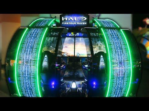 New HALO: Fireteam Raven Arcade Game!