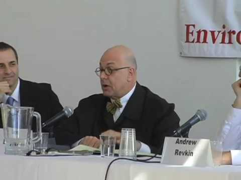 7) Higher Education and Sustainability: Leon Botstein and Andrew Revkin