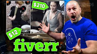 I Paid 'Pro' Drummers To Create An EPIC Drum Part For My Song!