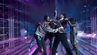 BTS -  'Fake Love'  Billboards Music Awards 2018 [Rus.sub] [Рус.саб]