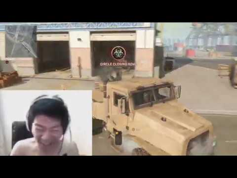 Korean Gamer Rages at Call of Duty Warzone!