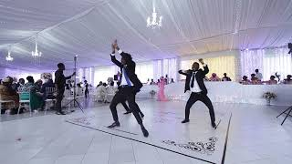 NIGERIAN WEDDING | Winky D MuGarden Mixtape Performance (support🙏🏽 with a like/comment/subscribe)