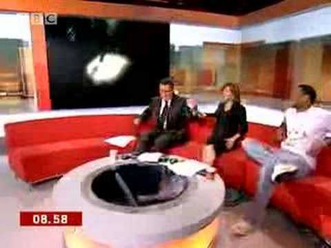 BBC One - Doctor Who - Reggie Yates on BBC Breakfast