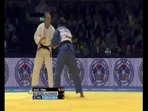Ippon by Alice Schlesinger