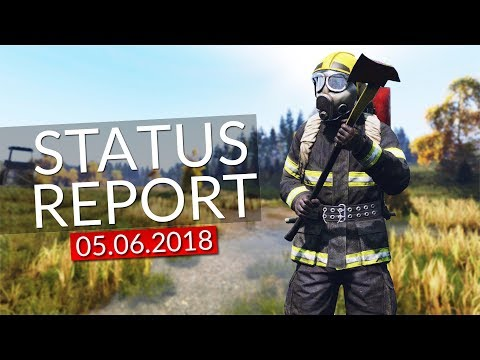 ◤ ROAD TO BETA! Status Report 05.06.2018 | DAYZ 0.63 | German Gameplay - Ricoo