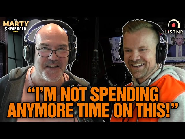 Our New Quiz Goes Way Off The Rails! | The Marty Sheargold Show | Triple M