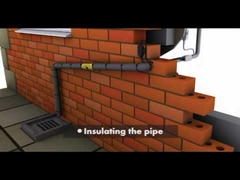 Installing A Condensate Trace Heater Kit Youtube
