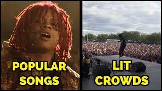 POPULAR SONGS VS LIT CROWDS PART 2