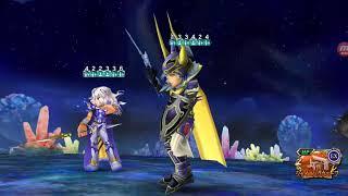 DFFOO JP Ultimate Ifrit w/ handicaps and gl considerations