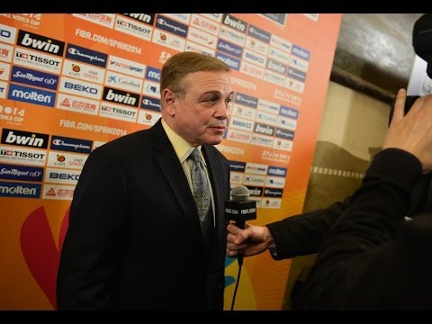 Ukraine Coach Mike FRATELLO Final Draw Reaction
