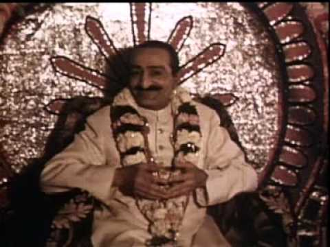Andhra Tour of Avatar Meher Baba 1954