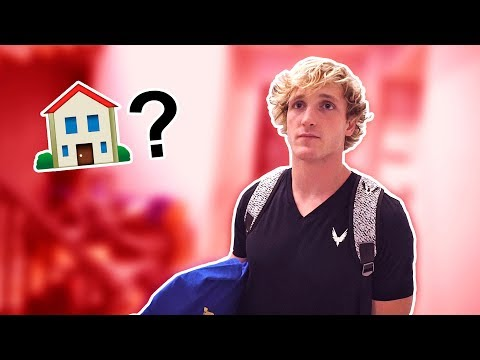 Thumbnail: SHOULD WE LET LOGAN MOVE IN?! (Big decision)