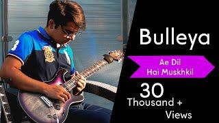 Download song Bulleya - Ae Dil Hai Mushkil - Pritam Chakraborty - Electric Guitar Cover (w/solo) By Rafay Zubair
