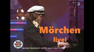 Helge Schneider - Das Mörchen Lied & Kiffen Theaterstück   Live @ Red Nose Day 2003