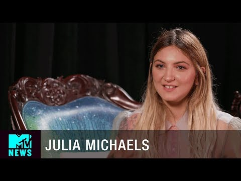 Download Youtube: Julia Michaels Gets Emotional Over Chester Bennington & Working on Linkin Park's 'Heavy' | MTV News
