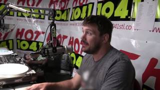 Dynamite 2: Hanging out with Matt Mitrione