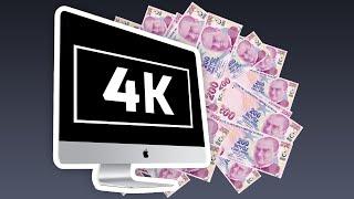8000TL Fiyatıyla 4K iMac Kutu Açılımı