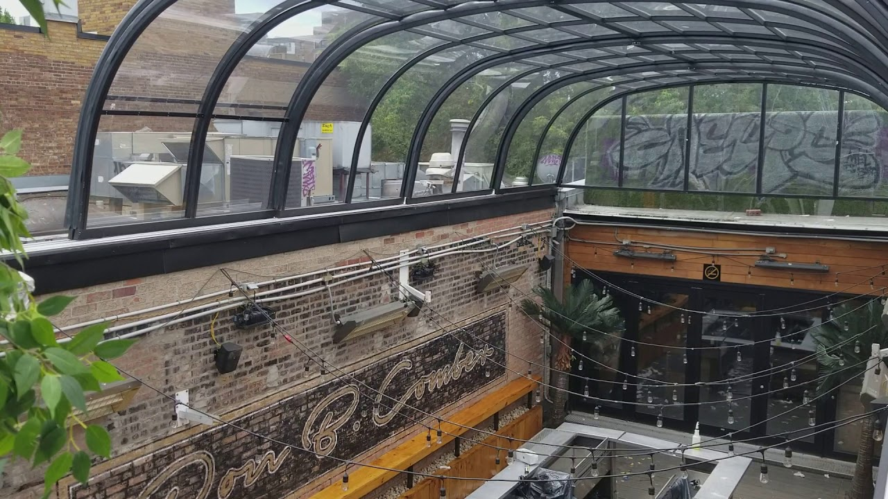 Www Abri Terrasse Com telescopic roof for restaurant terrace / abri telescopic