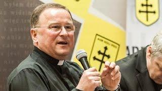 Wynagradzanie przez Boga, humor i  gafy – ks. Piotr Pawlukiewicz i ks. Bogusław Kowalski