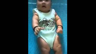 ILC Singapore Funniest Baby Video–my michelin boy