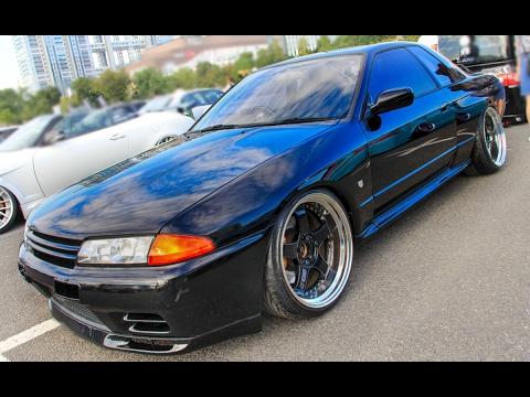Nissan Gtr Custom >> NISSAN R32 SKYLINE GT-R Custom Car - YouTube