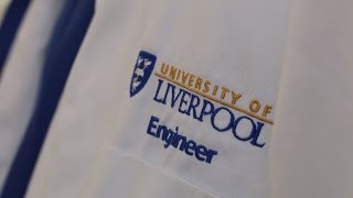MSc Engineering at the University of Liverpool