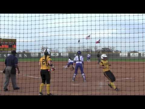 Southwestern University Softball Highlights