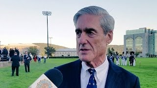 FBI Director Robert Mueller Media Conf. at West Point 10/06/16