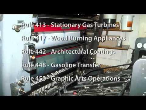 Sacramento Metropolitan Air Quality Management District 50th Anniversary Video