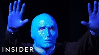 What It Takes To Be A Blue Man