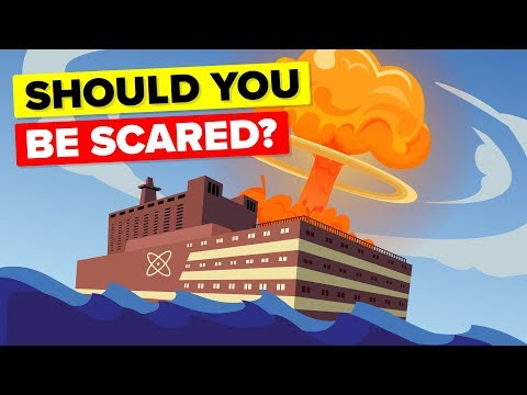 Should You Be Scared of Russia's Floating Nuclear Power Plant?