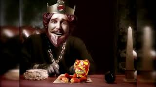 Burger King / Return Of The Mac N' Cheetos Commercial - 1Hour version (1440p)
