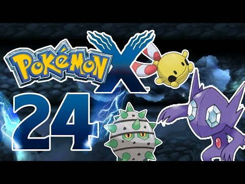Let's Play Pokemon X Part 24: Die Spiegelhöhle Reisenvideo