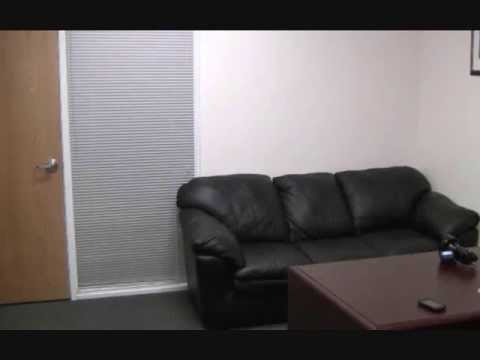Backroom cating couch