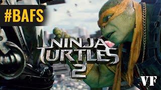 Ninja Turtles 2 avec Megan FOX - Bande Annonce VF - 2016