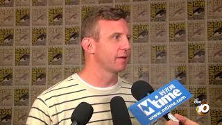 'Venom,' 'Spider-Verse' directors dish on upcoming films at San Diego Comic-Con 2018