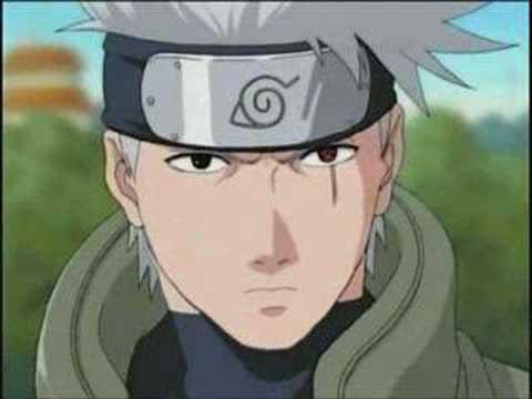 Kakashi The Copycat Ninja: His Face Revealed - YouTube