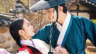 BAEKHYUN 'Is it me' (다인기요) 'Easy Lyric ' || Lovers of the Red Sky (홍천기) OST part 1