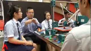 SINGAPORE: More schools using 3D printing technology in classrooms