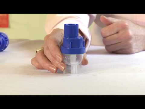 15i Nebuliser For Patients With Respiratory Illness.mp4