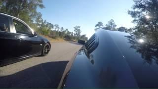 2014 mustang V6 vs 335d