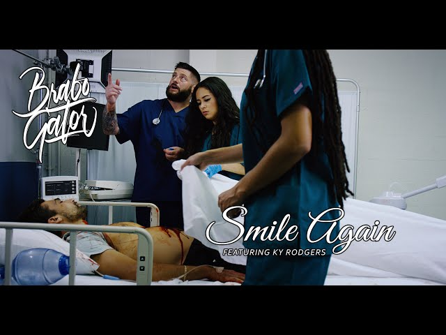 "Brabo Gator - ""Smile Again""  ft. Ky Rodgers  (OFFICIAL MUSIC VIDEO)"