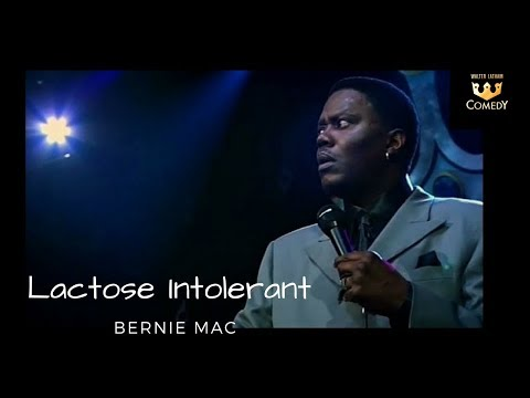 "Bernie Mac ""Lactose Intolerant"" Kings of Comedy"