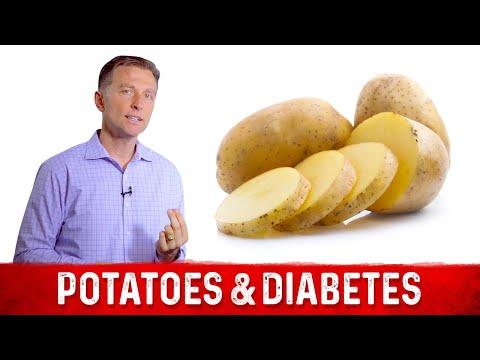 Can I Eat Potatoes if I am a Diabetic?