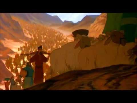 El Príncipe De Egipto Si Tienes Fé Soundtrack Latino Youtube