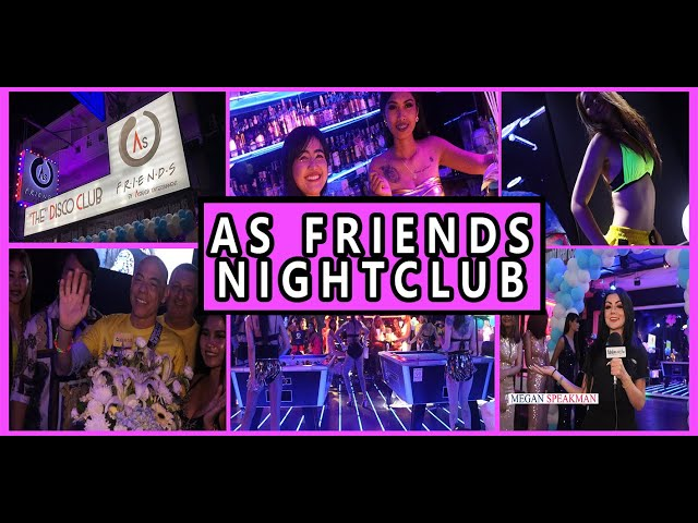 AS FRIENDS Nightclub Soi LK Metro Pattaya (12 March 2021) Fabulous 103
